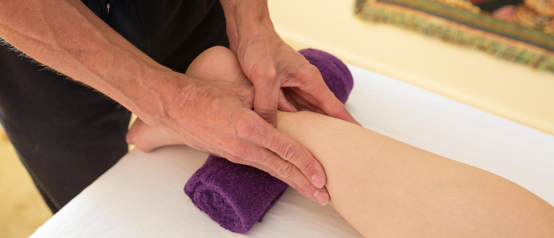 Umoya Health Haptische onderbeen massage