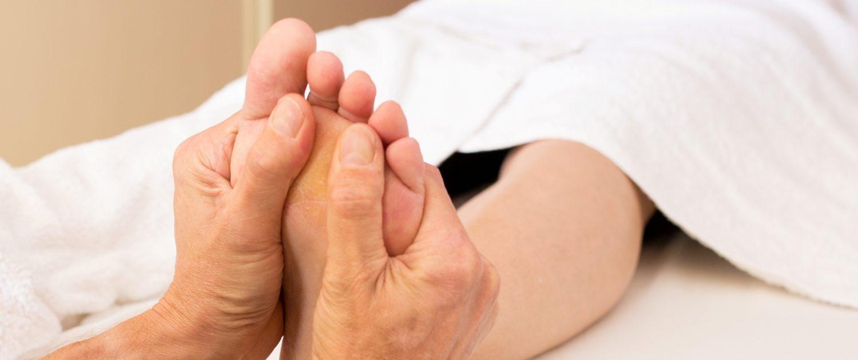 Umoya Health voetreflex massage