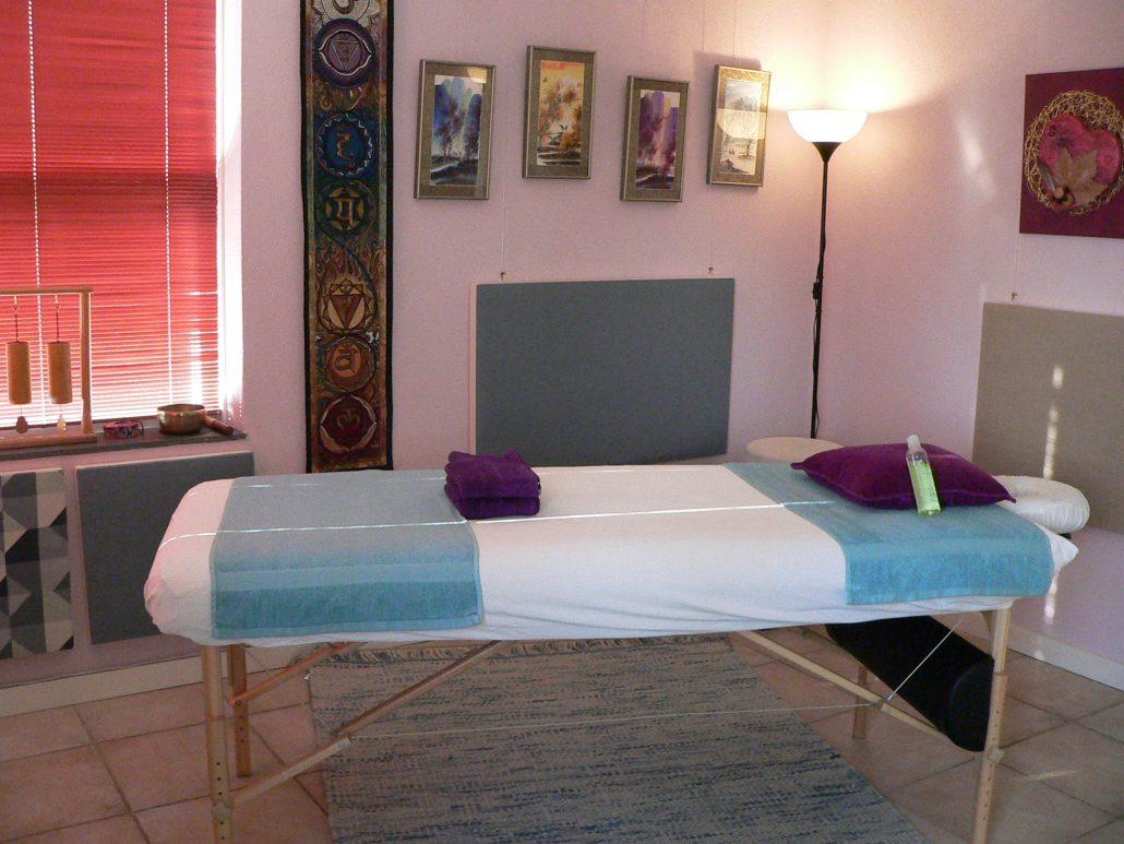 Umoya Health praktijkruimte